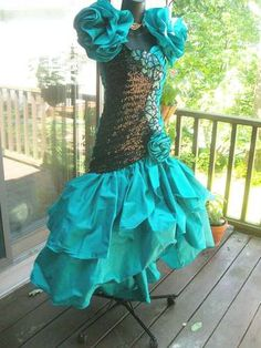 VINTAGE 80s WILD CHILD PROM PARTY DRESS BEST IN SHOW S #ALYCE ...