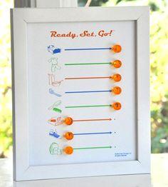 Organizational ideas for kids