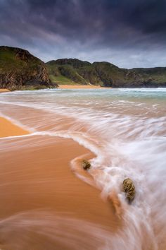 Locally known as the Murder Hole Beach, in Donegal, Ireland. Beautiful place....!