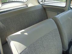 Classic VW Interior