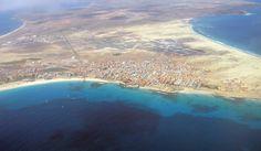 Santa Maria, Sal, Cape Verde, From The Air