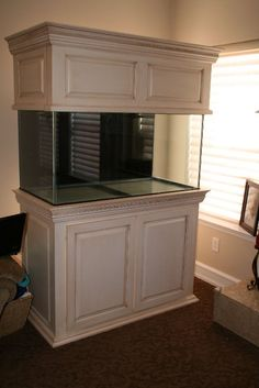 Fish Tank Stand Designs Stands Bookshelf Aquarium Canopy