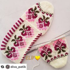 3d Nail Designs, Erdem, 3d Nails, Knitting Socks, Crochet Lace, Pattern, Instagram, Pasta, Bracelets