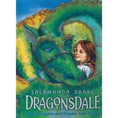 A fantasy world where every girl has a dragon of her own to groom, train, and ride; a unique and highly commercial take on the popular dr...