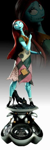 *SALLY (statue) ~ The Nightmare Before Christmas, 1993:
