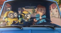 Find images and videos about funny, minions and despicable me on We Heart It - the app to get lost in what you love. Amor Minions, Minions Love, Minions Quotes, Bad Minion, Girl Minion, Minions Despicable Me, Steve Carell, Cute Minions Wallpaper, Despicable Me 2
