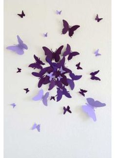 Mariposas transmutando