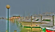 Altered art....west ocean city boat docks.   #ocmd #harbor #boatdocks