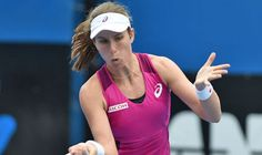 Johanna Konta on song after she marches into the third round of the Australian Open