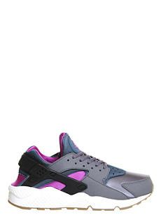 NIKE Air huarache leather trainers