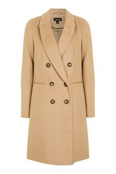 Whether dressed up or down, you'll always look pulled-together with this coat as the outer layer. The classic, double-breasted front never goes out of style, and looks even better when paired with your favorite loafers. Fall Scarves, Camel Coat, Double Breasted Coat, Classic Looks, Classic Style, Airport Style, Wool Coat, Who What Wear, Autumn Fashion