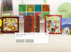 Select Book on iPad
