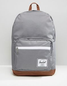 Buy Herschel Supply Co Pop Quiz Backpack at ASOS. Get the latest trends with ASOS now. Herschel Supply Backpack, Herschel Bag, Asos Men, Men's Backpacks, Distressed Leather, Nike Sb, Best Brand, Leather Backpack, Fashion Backpack