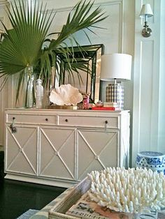 Chinoiserie Chic: Saturday Inspiration - Coastal Chinoiserie DIY