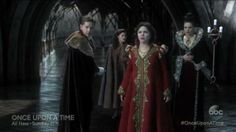 Charming, Belle, Snow & Regina episode 19 sneak peek.