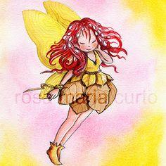 Fada de la tardor #Fairy