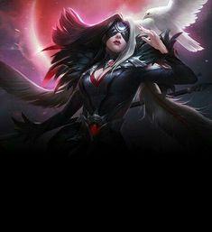 Fasha Wings of Vengeance