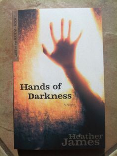 Hands of Darkness Mystery Thriller Book