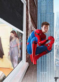 Spider Man Aunt May by Timetravel6000v2.deviantart.com on @DeviantArt
