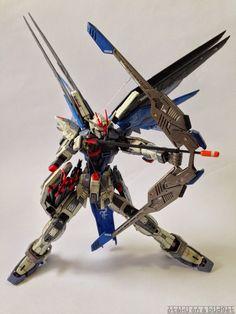 RG 1/144 Freedom Gundam RENEGADE Custom Build - Gundam Kits Collection News and Reviews