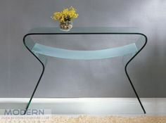 Glass Console Table MJ-505