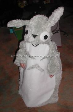 Take a look at the coolest homemade Totoro costume ideas submitted to our annual Halloween Costume Contest. You'll also find loads of homemade costume ideas and DIY Halloween costume inspiration. Halloween Costume Contest, Halloween Diy, Totoro Costume, Homemade Costumes, Anime Costumes, Snowman, Scary, Disney Characters, Fictional Characters