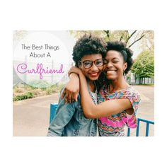 New Blog Post // 6 Best Things About Having A #Curlfriend is on http://www.itsacurlsworld.com (link in the bio)! Thanks to @lessamontography for the photo! T