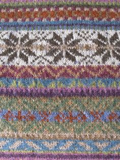 1208 Beste Afbeeldingen Van Fair Isle In 2019 Knitting Patterns