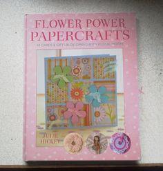 DESTASH  Flower Power Papercrafts by CrowCottageCrafts on Etsy, $12.00