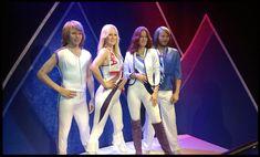 ABBA 1970. Fra ABBA Museum i Stockholm. Bildet fås i høyoppløselig format ved å følge link til nettsted.