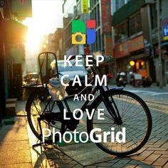 Love PhotoGrid!