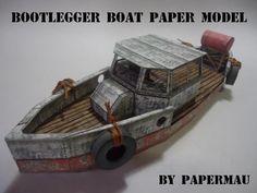 Free download paper model