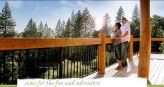 Murphys California Bed and Breakfast, Courtwood Inn in Calaveras County 2081 Ponderosa Way, Murphys, CA - 95247 Murphys California, Yosemite National Park, National Parks, Cedar Log, Spa Tub, Central Valley, Yosemite Valley, Bed And Breakfast, Lodges