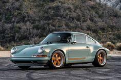 Porsche by Singer.