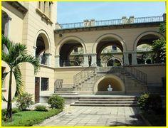 Rectorado de ULA - arquitecto Manuel Mujica Millan