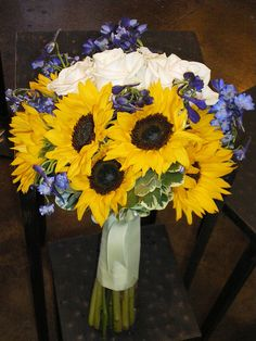 Sunflower Wedding | Flickr - Photo Sharing!