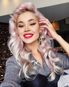 Rose Hair, Instagram, Art, Style, Fashion, Pink Hair, Moda, La Mode, Kunst