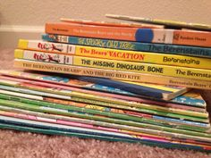 19 Berenstain Bears Books by SilverSmiths on Etsy, $50.00 Free Shipping