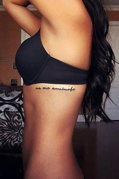 A buddhist meditation word - Cool Cursive Tattoo Fonts Ideas, http://hative.com/cool-cursive-font-tattoo-ideas/,