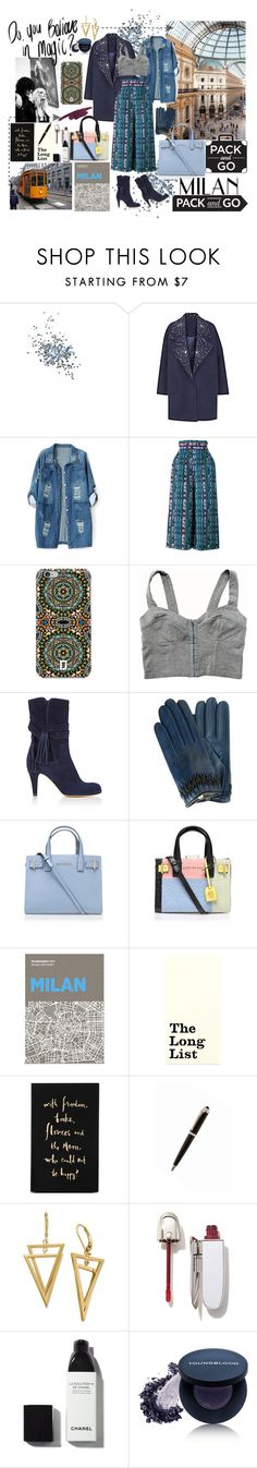 """Milan FW 2016"" by casinosolo ❤ liked on Polyvore featuring Topshop, The 2nd Skin Co., COSTUME NATIONAL, Chicnova Fashion, Stella Jean, DANNIJO, MINKPINK, Chloé, Thomasine and Kurt Geiger"