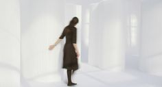 """Molo """"softwall"""" - semi-transparent, modular walls/room dividers"""