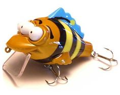 What's (On) My Line: The Top 10 Weird & Bizarre Fishing Lures
