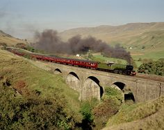 4771 at Ais Gill Viaduct Cumbria | by prof@worthvalley