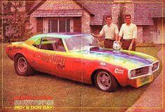 Funny Car Drag Racing, Nhra Drag Racing, Funny Cars, Auto Racing, Revell Model Kits, Old School Muscle Cars, Pontiac Firebird, Drag Cars, Vintage Humor