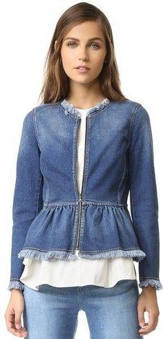 Rebecca Taylor denim jacket