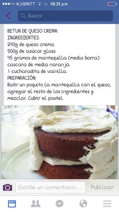 Ana Luisa Fs media content and analytics Cake Cookies, Cupcakes, Cupcake Cakes, Frosting Recipes, Cake Recipes, Mini Pizza, Köstliche Desserts, Desert Recipes, Cakes And More
