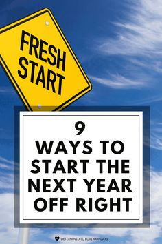 There are so many ways to jump start your life but it's important to find the ways that work best for YOU. Start with this list and then continue searching for the tips that speak directly to your authentic self. 1. Start Anytime, Not Just on January 1 The