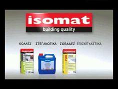 Διαφημιστικό Σποτ - Στεγάνωση Ταράτσας με Isoflex Isomat