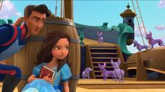 Gabe and Isabel | Elena of Avalor