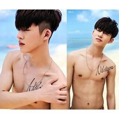 Hanbin there's many hungry girls out there.pls cover your body Kim Hanbin Ikon, Ikon Kpop, Chanwoo Ikon, Sexy Asian Men, Asian Boys, Sexy Men, Fandom, Mix And Match Ikon, Bobby